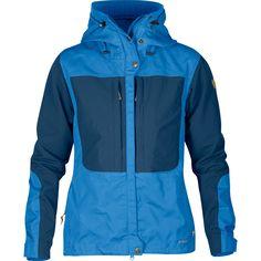 Fjällräven Keb Jacket W. S, UN Blue