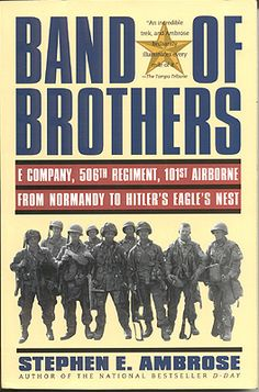 My favorite HBO series about a war that will forever fascinate me. Must read!