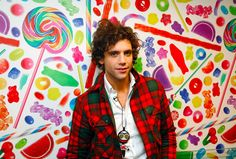 Mika @ Dylan's Candy Bar in New York City - October 16, 2009