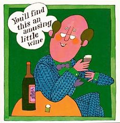 Booze - by June Dutton and Edith Vanocur, illustrated by John Astrop and Eric Hill (Determined Productions Inc. Children's Book Illustration, Illustration Styles, Art Party, Animation, Cool Posters, Art Inspo, Vintage Art, Childrens Books, Illustrators