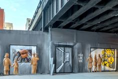 5Pointz founder Meres One partners with Related to bring graffiti to West Chelsea - Curbed NYclockmenumore-arrow : The installations will remain in place until Related's art galleries open