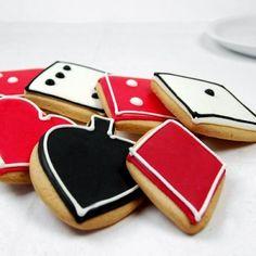 pokerowe smakolyki/ Las Vegas Wedding Theme Favors and Decoration Ideas