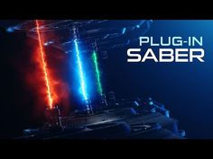 After Effectsで、レーザーやエネルギーなどのSF表現ができるプラグイン、SABERを導入してみた! - Life is sparks.