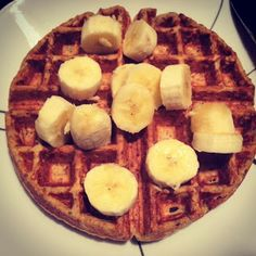 Protein oat waffle #health #healthy #food #recipes #healthyliving