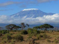 Mount Kilimanjaro - Tanzania Take A Hike: 30 Most Jaw-Dropping Hiking Trails Around the Globe