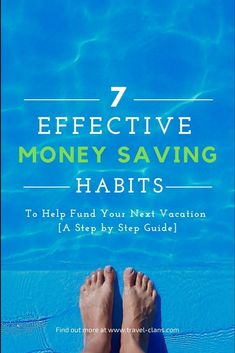 Want to go on a luxurious holiday but can't afford it? That is just a myth. Find out how to save money to fund your next vacation in seven simple steps. Packing List For Travel, Budget Travel, Travel Tips, Winter Sun Holidays, Household Expenses, Road Trip Destinations, Tax Refund, Luxury Holidays, Learning To Be