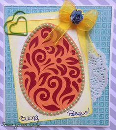 Easter card Card per buona pasqua
