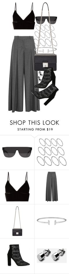 """""""Untitled #20652"""" by florencia95 ❤ liked on Polyvore featuring RetroSuperFuture, ASOS, T By Alexander Wang, J.Crew and Dolce&Gabbana"""