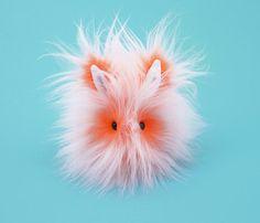 Orange Fizz Bunny Rabbit Stuffed Animal Plush by Fuzziggles, $23.95 #TheHappys
