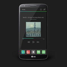 LG G3 design reminiscent of Samsung
