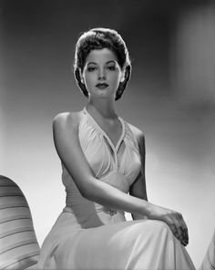 Ava Gardner,1940. Glorya: This actress was truly one of the most beautiful women of her time. Additionally Ava Gardner was a great actress.