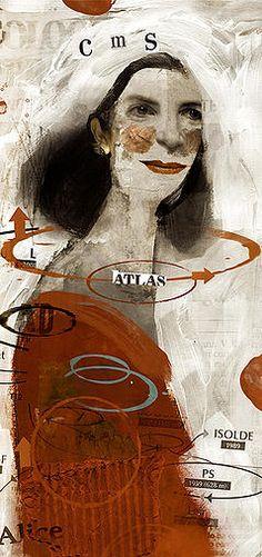 Image result for antonello silverini collage