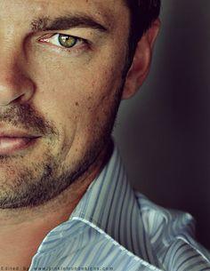 Karl Urban. His eyes.