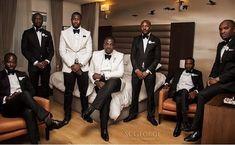 Groom and groomsmen   : SC George   www.loveweddingsng.com