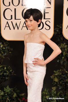 Mini Anne Hathaway