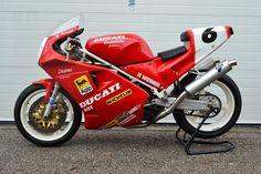 1989 Ducati 851 Factory Superbike