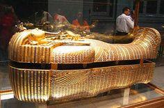 sarcofago de tutankhamon