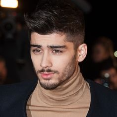 Zayn Malik's Bad-Boy Transformation Will Make Your Heart Race: Over the years we've seen Zayn Malik successfully morph from innocent, dapper One Directioner to certified solo eye candy.
