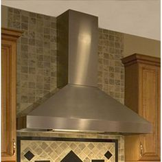 Have to have it. Vent-A-Hood 36W in. Euro Pro Wall Mounted Range Hood - $2480 @hayneedle