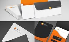 35 Business Letterhead Design Examples