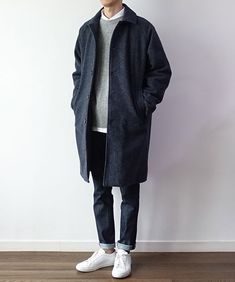 How To Be a Well Dressed Man in Your Adult Fashion For Men in their Mode Outfits, Casual Outfits, Fashion Outfits, Korean Fashion Men, Mens Fashion, Trendy Fashion, Look Fashion, Winter Fashion, Stylish Men