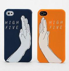 Gifts for Your BFF:  Besties iPhone 4 / 4S Cases (set of 2) at Urban Outfitters