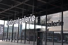 Neue Nationalgalerie [ New National Gallery ] 1968 Mies van der Rohe