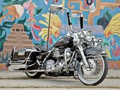 1999 Harley Davidson Road King - Paying Respect