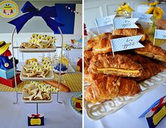 french themed food