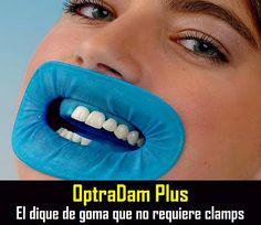 OptraDam Plus, el dique de goma que no requiere clamps | Odonto-TV