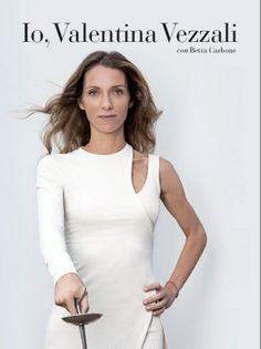 La cover del libro di Valentina Vezzali