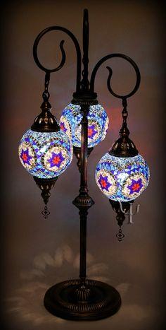 Mosaic Floor Lamp yurdan.com
