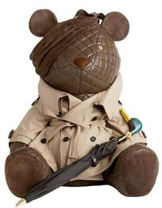 Designer Pudsey 2012 Collection Pudsey designed by Burberry