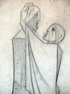 gaudi cathedral sketches - Google Search