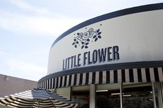 Cafe & Bakery | Little Flower Candy Co. ~ their rice bowl, among other things looks delicious!