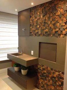 pedra ferro - mosaico 30x30 cm