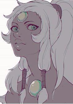 giant woman steven universe opal
