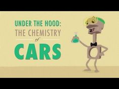 Great Thermodynamics and Heat Unit extension! Cynthia Chubbuck navigates the intricate chemistry performed in our car engines that keep them from getting too hot or too cold.