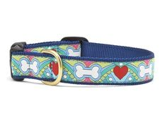 Up Country Coloring Book Dog Collar