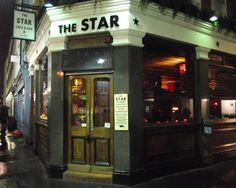 The Star - Hollen Street, W1, London