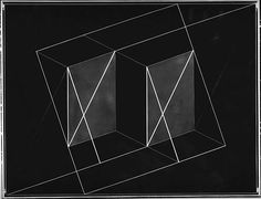 Transformation of a Scheme No. 9  Artist:Josef Albers (American (born Germany), Bottrop 1888–1976 New Haven, Connecticut) Date:1950 Medium:Engraving on formica Dimensions:17 x 22 1/2 in. (43.2 x 57.2 cm) Classification:Paintings