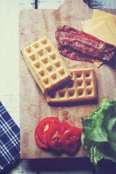 Sandwich-Gofre
