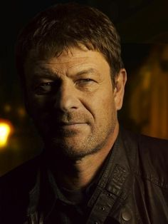 Totally, on the List  (Still of Sean Bean in Missing)