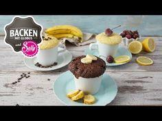 Sallys Rezepte - 5 Minuten Tassenkuchen | BACKEN MIT GLOBUS & SALLYS WELT #49