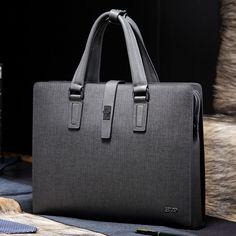 BVP High-end Cowhide Office13 Laptop Document Briefcase Attache Portfolio   | Clothing, Shoes & Accessories, Men's Accessories, Backpacks, Bags & Briefcases | eBay!