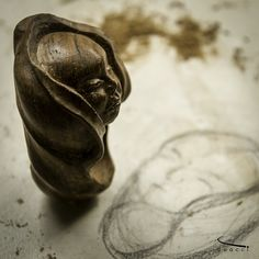 Anel / Ring Natus  Ricardo Coacci ~ Wood Jewelry