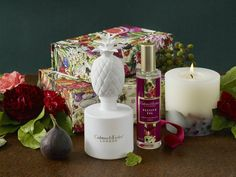 Win the Ultimate Festive Hamper from Crabtree & Evelyn worth over £500