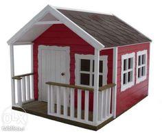 domek dla dzieci z drewna ,domki drewniane wys.175cm ! producent ! Mucharz - image 8
