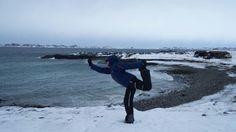 Lidt yoga i stormvejr