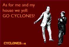 Go Cyclones!